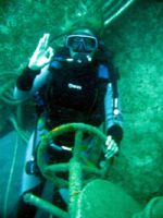 Enjoy your wreck diving in Gran Canaria!