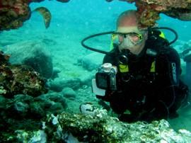Underwater Photography in Gran Canaria
