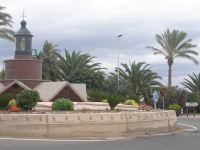 This mini-roundabout in Arinaga looks like the top of a Lighthouse