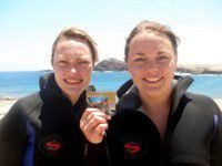 Scuba diving referral courses in Gran Canaria